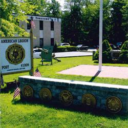Remember/Honor Your Veteran for Father's Day with an Engraved Brick in Yorktown's Commemorative Park