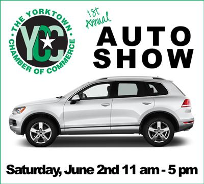 St Yorktown Chamber Of Commerce Auto Show Town Of Yorktown NY - Arroway chevrolet car show